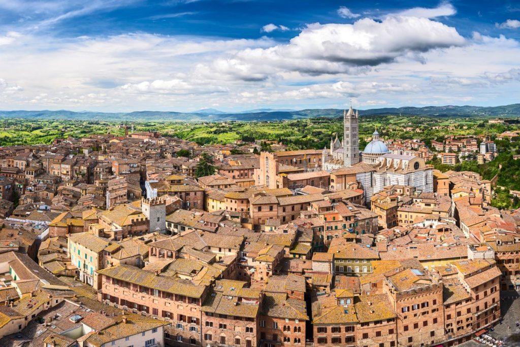 Un giorno a Siena